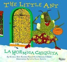 The Little Ant / La hormiga chiquita-ExLibrary