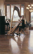 """Private Recital"" Steve Hanks Limited Edition Fine Art Print"