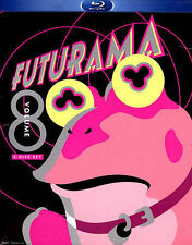 Futurama Vol. 8 [Blu-ray], New DVDs
