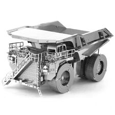 Fascinations Metal Earth 3D Laser Cut Model - Cat Mining Truck