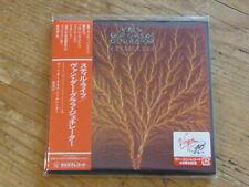 Van der Graaf Generator:Peter Hammill: Still Life Japan SHM CD Mini-LP SS (Q