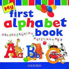 My First Alphabet Book, OUP
