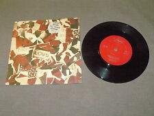"""THE STONE ROSES """"ONE LOVE/SOMETHING'S BURNING"""" 7"""" SILVERTONE 1990 NO POSTCARD"""