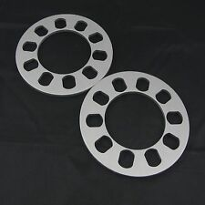 "(2) 5x4.5 Wheel Spacers | 1/4"" 6.35mm Thickness 