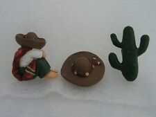 Set of 3 Southwestern Refridgerator Magnets