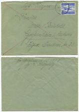 32067 - Feldpostbrief - 21.2.1943 nach Großenhain