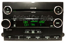 08 09 10 11 FORD Expedition AM FM Radio Stereo AUX 6 Disc Changer MP3 CD Player