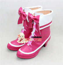 Pretty Cure Suite Precure Cure Melody Girls Cosplay Shoes Boots X002