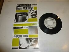 "MOUNT MCKINLEYS - Left Hand Controls Volume - 1998 US 2-track 7"" Vinyl Single"