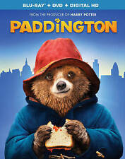 Paddington (Blu-ray) Ben Whishaw, Hugh Bonneville, Nicole Kidman