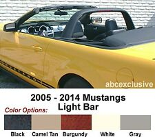 Mustang light bar, styling bar w/LED Light, 2005 - 2014 Convertible Mustangs