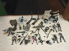 McFarlane Spawn Horror Monsters Parts Pieces Action Figure Diorama LOT #G311