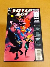 Silver Age Secret Files & Origins #1 DC Comics Batman Superman Justice League