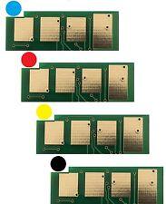 4 x reset CHIP PER SAMSUNG clp-620 clp-670 clx-6220 clx-6250 CMYK tutti i colori