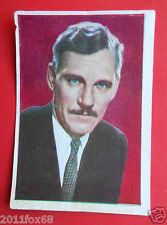 figurines actors acteurs nestle's stars of the silver screen #112 walter huston