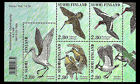 FINLAND. Shore Birds. Sheet of 5. 1996, Scott 1014a. MNH (BI#13)