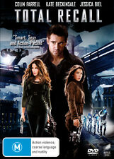 Total Recall (2012) * NEW DVD *