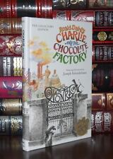 Charlie and The Chocolate Factory by  Roald Dahl 50th Anniversary Collector's Ed