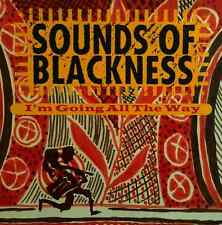 "SOUNDS OF BLACKNESS - I'm Going All The Way (12"") (G+/VG+)"