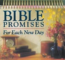 Bible Promises for Each New Day by Perpetual (1992, Calendar)