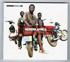MODERN AFRICA - TUNE OF THE LATEST AFRICAN SOUNDS - VIBRATIONS WORLD 01 - NEUF