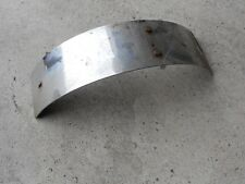 VINTAGE 1971 BENELLI HURRICANE MINI BIKE REAR FENDER METAL CHROME to RESTORE