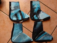 NOS  Seb set of two cover shoes cycling size M Francesco Moser L'Eroica