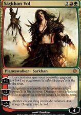 Sarkhan Vol - Arpenteur - Magic mtg -