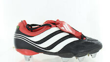 Adidas Mens Precision Predator XTRX SG Soccer Cleat Black White Red Size 7 US