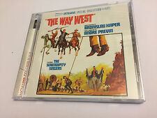 THE WAY WEST (Kaper) OOP Ltd (1200) Intrada Score OST Soundtrack CD