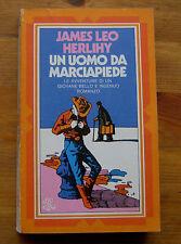 JAMES L. HERLIHY: Un uomo da marciapiede  s. e. 1981  Rizzoli