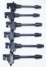 6PCS Ignition Coil fit 96-99 Infiniti I30 T Sedan 4D 3.0L 2988CC  22448-31U01
