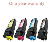 4 black/color Ink Toner Cartridge for Dell 1320C DT615 KU052 TP112 laser printer