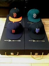 New Era 5950 2007 MLB Fitted Baseball Hat On Field Chose 1 out of the 3 Listed