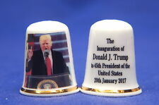 Donald Trump The Inauguration of the 45th President of USA 2017 Thimble B/179
