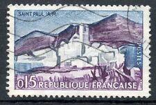 STAMP / TIMBRE FRANCE OBLITERE N° 1311 SAINT PAUL DE VENCE
