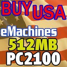 512MB eMachines M5309 M5310 M5312 LAPTOP MEMORY RAM