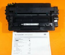 Original HP Q6511A  Black Laser Jet Print Cartridge 21% Remaining
