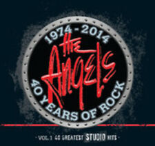 The Angels - 40 Years of Rock-40 Greatest Studio Hits 1 [New CD] Australia - Imp