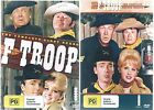 F Troop - The Complete Seasons 1 & 2 ( Two box Sets - 12 Disc ) New And Sealed