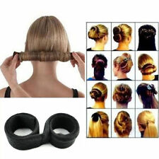 DIY Fashion Hair Styling Donut Former Foam French Twist Magic DIY Tool Bun Maker
