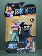 ONE PIECE figurine Baggy membres detachable Serie 1 Articulée OBYS Action figure