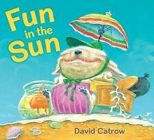 Fun in the Sun, a new hardcover book with a dustjacket
