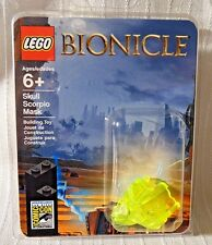 SDCC COMIC CON 2015  LEGO BIONICLE SKULL SCORPIO MASK....not sold at stores