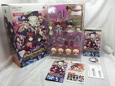 Sony PSP To Heart 2 Dungeon Travelers Limited Edition from from Japan Nendoroid