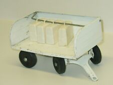 Vintage Tonka Luggage Cart, Carrier / Trailer, Aiport Cart With Suitcases
