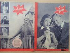 DER STERN Nr. 38/1939 (2) Anneliese Uhlig Kurt Waizmann Burgfräulein Ballett