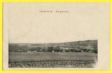 CPA France 51 - COURVILLE (Marne) Vue Générale