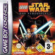 Lego Star Wars-Das Videospiel/The Video Game (mit OVP) GameBoy Advance gebraucht