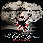 All That Remains - A War You Cannot Win (2012)  CD NEW/SEALED  SPEEDYPOST